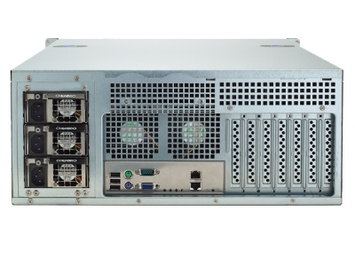 AnyNet-6416  Заден панел