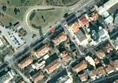 Арсеналски 69 - сателитна снимка