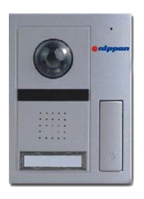 Nippon CM-06DNS5 - видеодомофон за еднофамилни жилища и вилни сгради