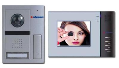 Комплект видеодомофонна система Nippon CM-06DNS5V1