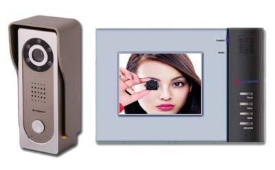 Комплект видеодомофонна система Nippon CM-06DNS7V1