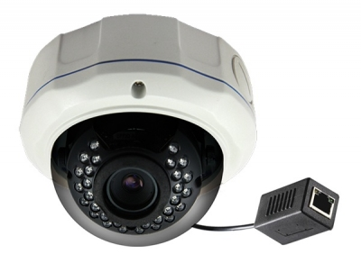DM-650IR-F0312  UTP IR куполна IP видеокамера