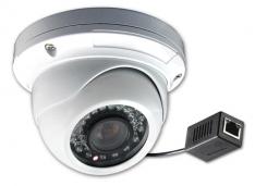 DM-650IR-F40 UTP IR куполна UTP видеокамера
