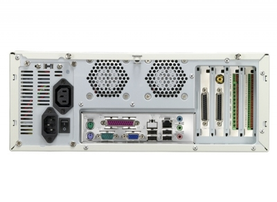 DSecu-5404HS  Заден панел