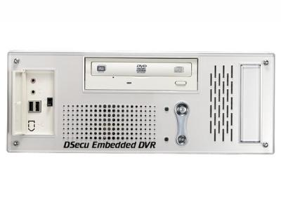 DSecu-5404HS  Лицев панел