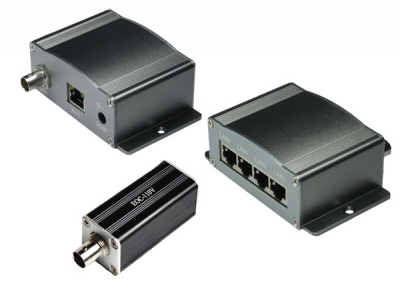 Ethernet през коаксиално удължение