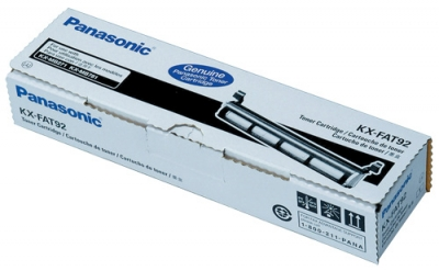 Panasonic KX-FAT92  Тонер касета за лазерен факс апарат