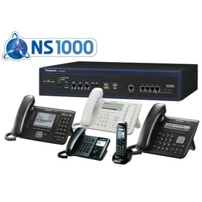 NS1000 - SIP базирана IP система