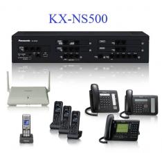 KX-NS500  Интелигентна Телефонна Централа