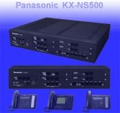 NS500 - Smart Hybrid PBX