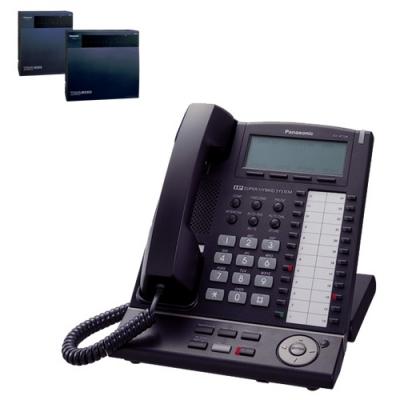 Panasonic KX-NT136B  Цифров системен IP телефон
