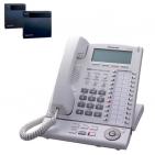 Panasonic KX-NT136W  Цифров системен IP телефон