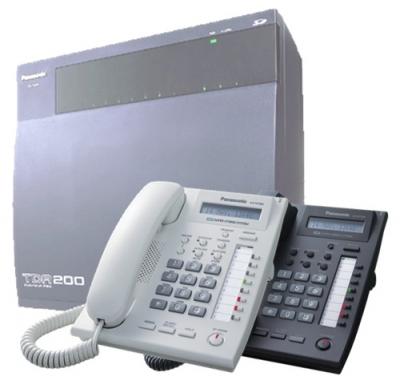 Panasonic KX-NT265  Цифрови системни IP телефонни апарати