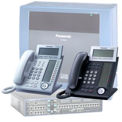 Panasonic KX-NT366  Цифрови системни IP телефонни апарати
