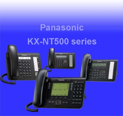 New IP System Phones, NT500 Нова серия IP системни телефони, IP системни телефони, IP телефонни апарати,