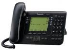 KX-NT560B  Администраторски IP телефон с 4-инчов LCD дисплей