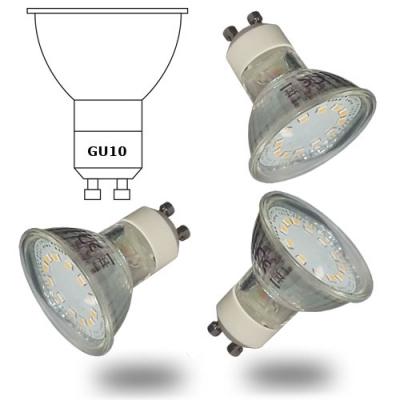 Цокъл стандарт GU10