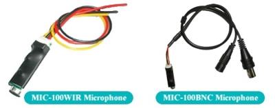MIC-100WIR / MIC100BNC  Microphones