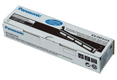 KX-FAT411 Тонер касета за лазерен факс апарат