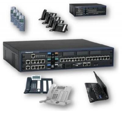 KX-NCP500 - IP телефонни централи