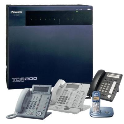 KX-TDA200