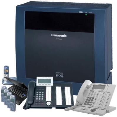 KX-TDE600 цифрови централи с IP ориентация