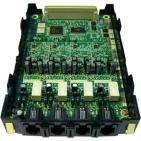 KX-TDA3173  Карта за 4 вътрешни телефонни линии