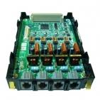 KX-TDA3180  Карта за 4 външни линии