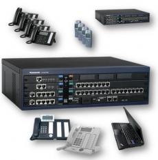 KX-NCP1000 - IP телефонни централи